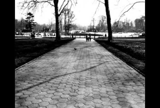 The esplanade circa 1930