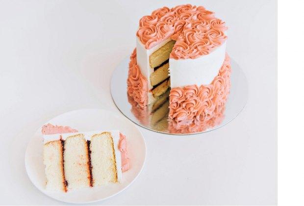 Birthday cake by Nancy's cake designs