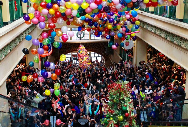 Ring in the New Year with Noon at New Roc City! Photo courtesy of the event