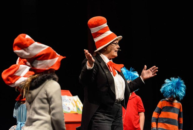 The Morris Museum is celebrating Dr. Seuss's birthday with a day of family fun. Photo courtesy of the museum
