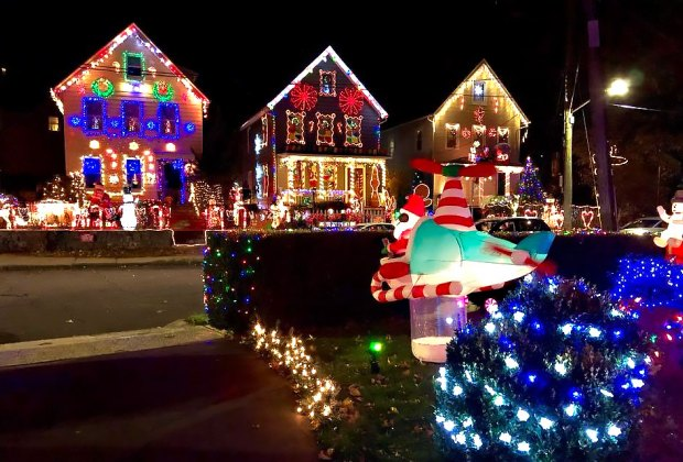 Restaurants Open On Christmas Day 2020 Westchester, Ny Most Spectacular Christmas and Holiday Light Displays in