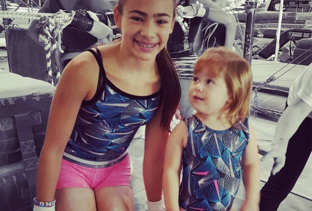 North Stars Gymnastics offers classes ranging from mommy & me to advanced. Photo courtesy of North Stars Gymnastics