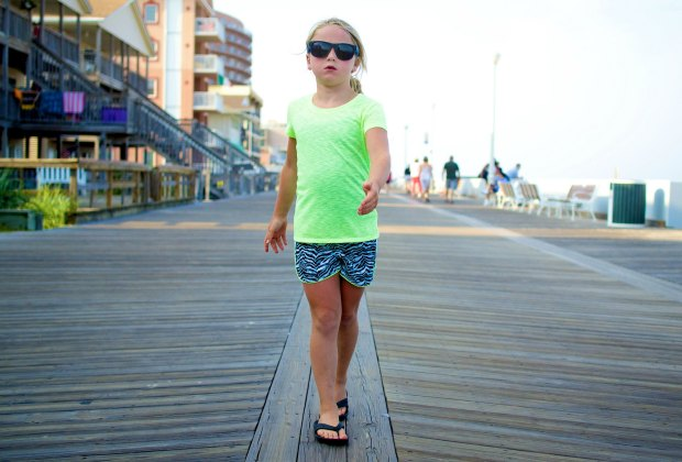 Cool kids (and parents) love the boardwalk in Ocean City. Photo by Austin Kirk/CC BY 2.0