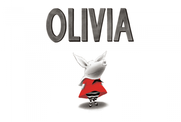 Olivia cover art great kids books