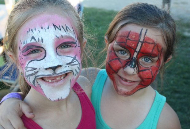 The Otisville Country Fair is packed with fun for kids. Photo by Linda Fairweather