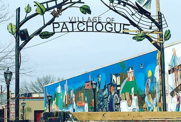 Patchogue Village is a welcoming  seaside community. Photo courtesy of the village