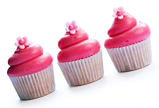 Head to the Pinkalicious party at the Keeler Library in North Salem to enjoy a cupcake and a craft! Photo via Bigstock