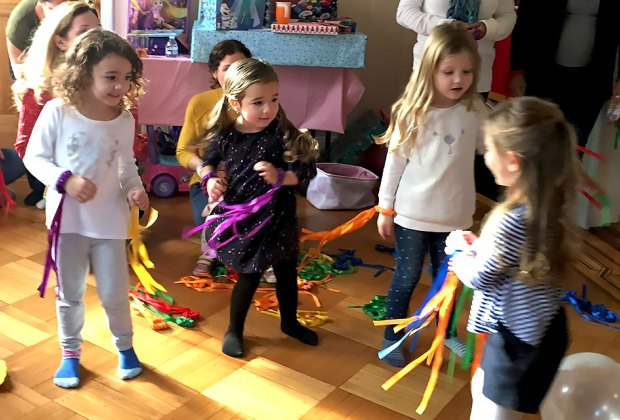 Little ones with lots of energy will enjoy a Play Hooray party. Photo courtesy of Play Hooray