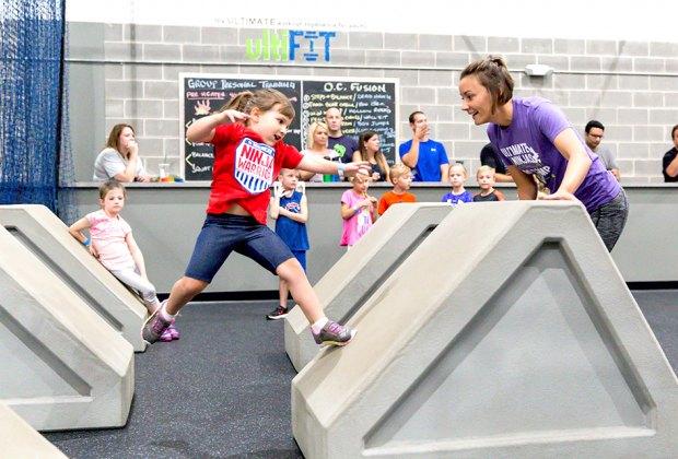 The Best Indoor Birthday Party Spots for Chicago Kids: Ultimate Ninjas