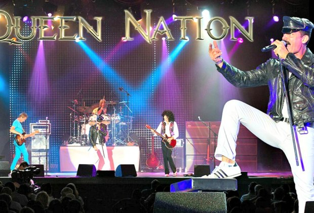 Queen Nation will rock you July 14th at Manhattan Beach Concerts in the Park