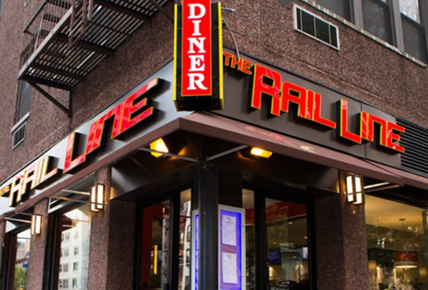 Rail Line DIner closes its doors Kid-Friendly NYC Businesses Closed in 2020