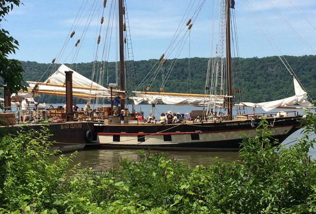 The Riverdale RiverFest celebrates the Hudson River Greenway. Photo courtesy of the event
