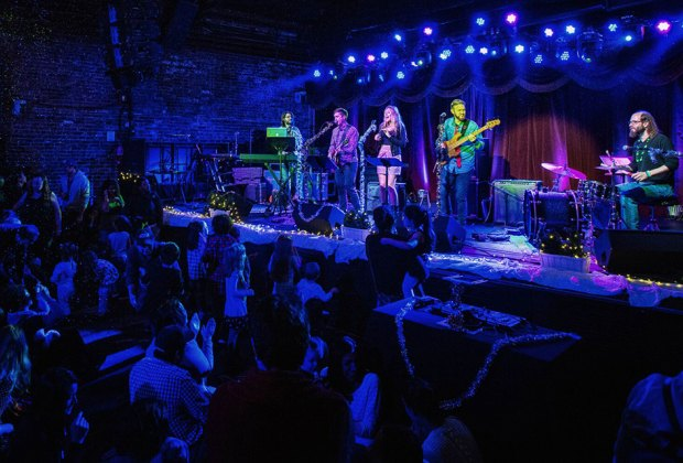 Rock N' Roll Playhouse at Brooklyn Bowl. Photo by Marc Millman