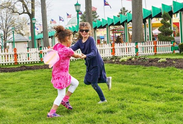 Rye Playland offers plenty of thrills for preschoolers. Photo courtesy of Rye Playland