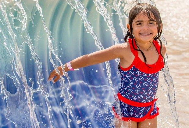 Have water park fun all year long at Sahara Sam's Oasis. Photo courtesy of Sahara Sam's