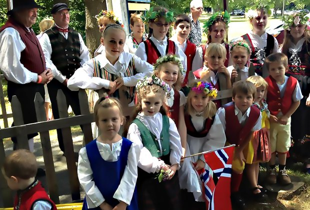 Celebrate the 35th annual Scandinavian Fest in Budd Lake on Sunday, September 1. Photo courtesy of the festival
