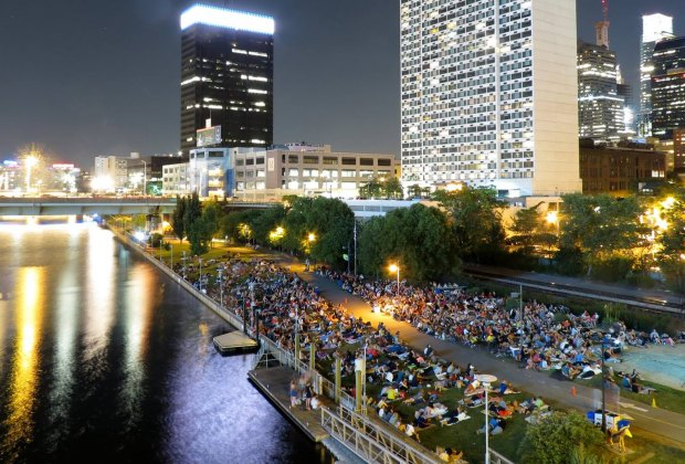 Photo courtesy of Schuylkill Banks