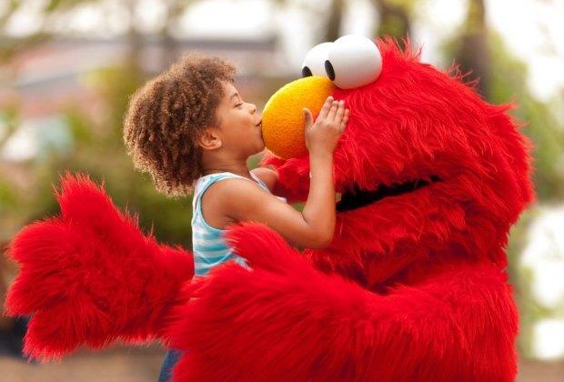 Amusement Parks for Preschoolers in and near LA: SeaWorld San Diego