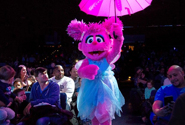 Sesame Street Live! Make Your Magic comes to New Brunswick this weekend. Photo courtesy of the production