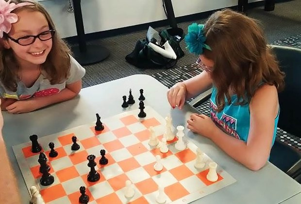 Teach your kids the ancient game at a meeting of The Chess Club at the Southampton Youth Bureau. Photo courtesy of Town of Southampton Youth Bureau