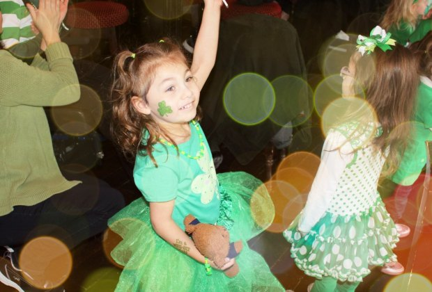 Celebrate St. Patrick's Day at the Shannon Rose. Photo courtesy of the Shannon Rose