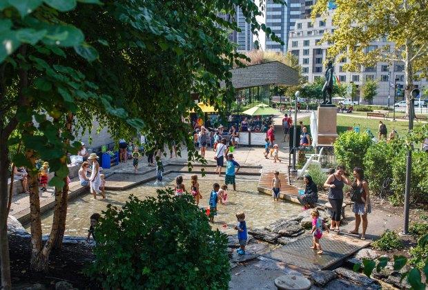 Photo of Sister Cities Park courtesy of Matt Stanley