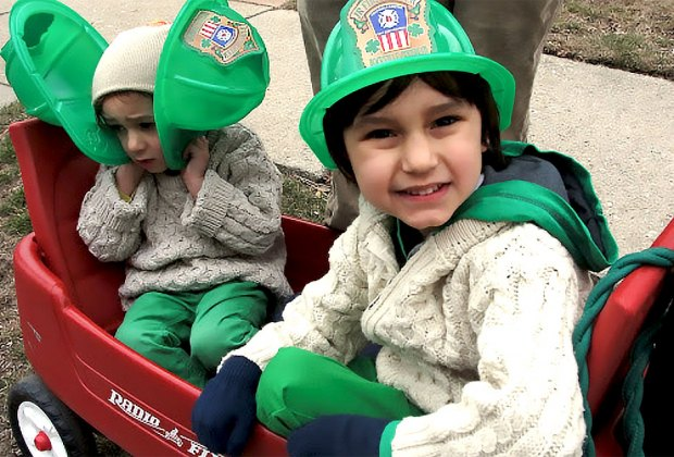 Enjoy St. Patrick's Day parades across Long Island this weekend. Photo by Jaime Sumersille