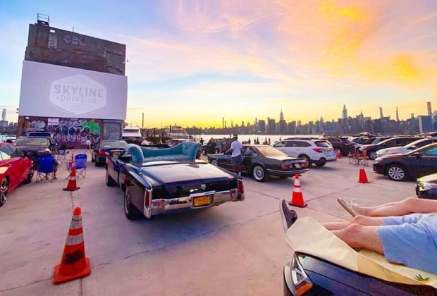 Drive In Movie Theaters Have Come To Nyc For Summer 2020 Mommypoppins Things To Do In New York City With Kids