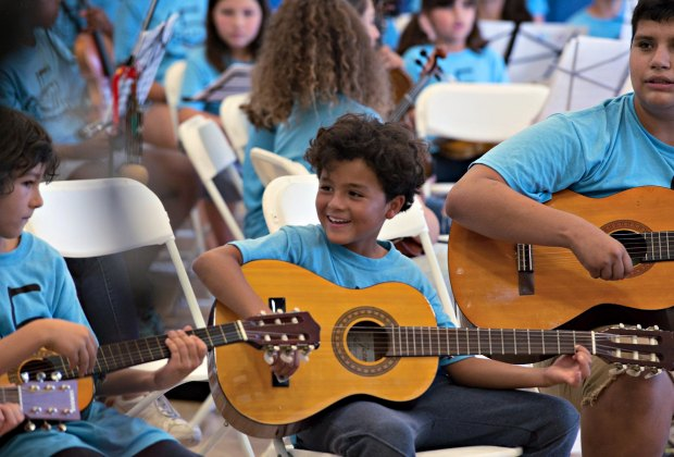 Photo courtesy of Santa Monica Youth Orchestra
