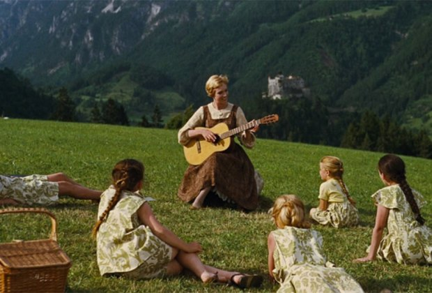 The beloved classic The Sound of Music will play at the Cold Spring Summer Film Series . Photo courtesy of 2oth Century Fox