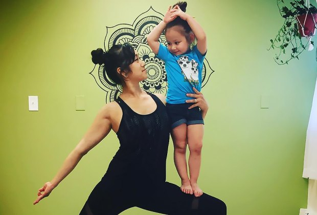 Sprout Wellness offers flexible options for classes with kids. Photo courtesy of Sprout Wellness