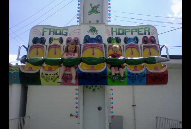 The Frog Hopper was a favorite