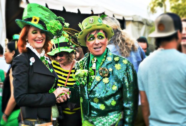 Celebrate St. Patrick's Day at the Tam O'Shanter in Atwater Village. Photo courtesy of Tam O'Shanter