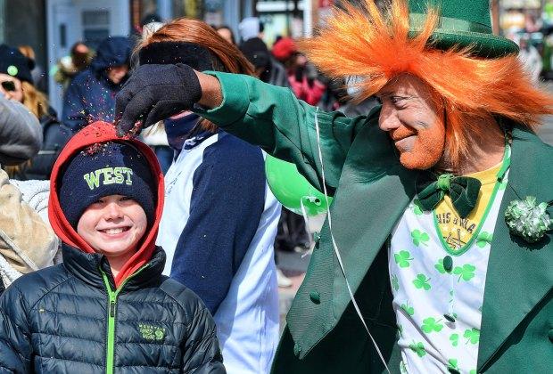 Photo courtesy of Stamford St. Patrick's Day Parade