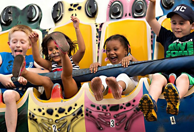 Find fun and thrills across state lines at the New Jersey State Fair. Photo courtesy of the fair