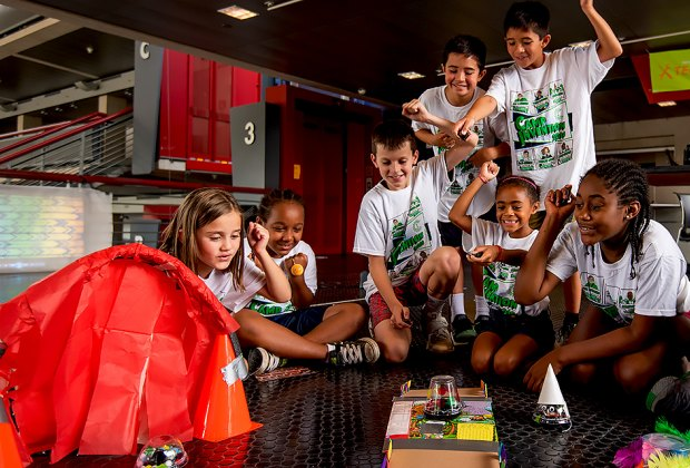 Camp Invention offers week-long sessions for kids in K-6th.