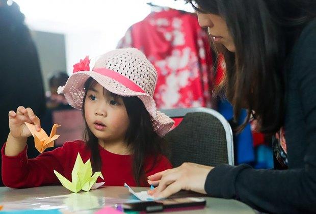 Explore Japanese culture at the Sakura Matsuri cherry blossom festival in Stony Brook. Photo by Frank Fumelli