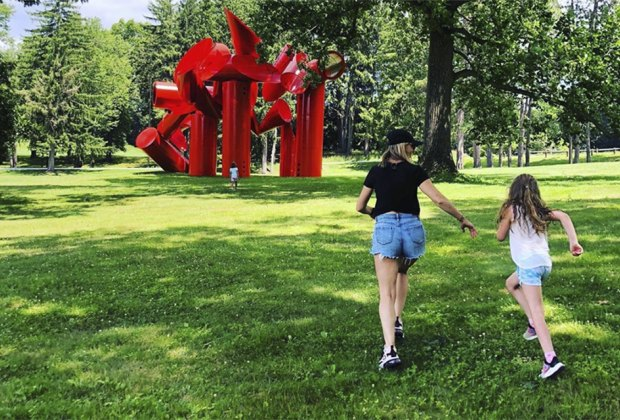 Storm King Art Center is a great day trip destination