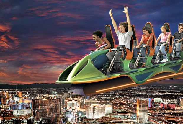 Once americas playground for adults in the last decade las vegas has become one of the most popular family vacation destinations