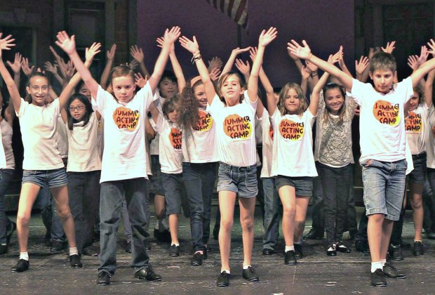 Photo courtesy of Summer Acting Camp