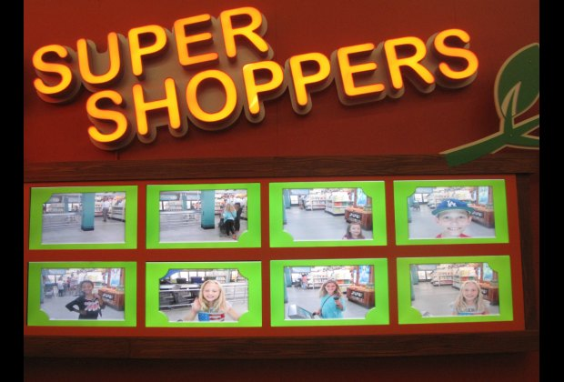 Everyone became a Super Shopper!
