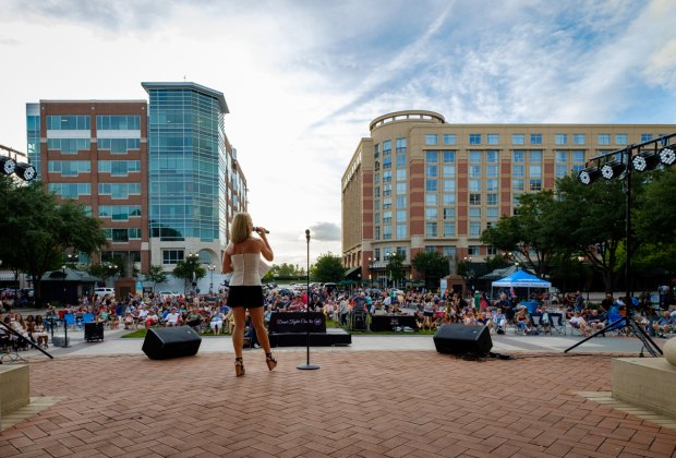 It's time to name the 2018 Sugar Land Superstar at this year's finale event. Photo courtesy of Sugar Land Town Center.