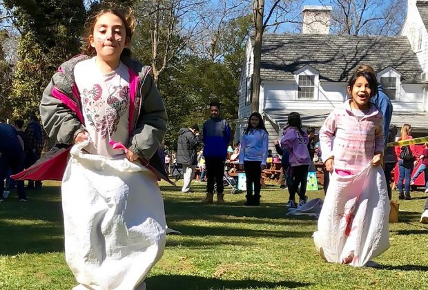 Enjoy a day of spring fun at Sweetbriar Nature Center.