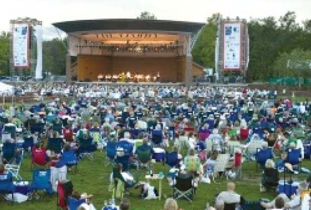Talcott Mountain Music Festival