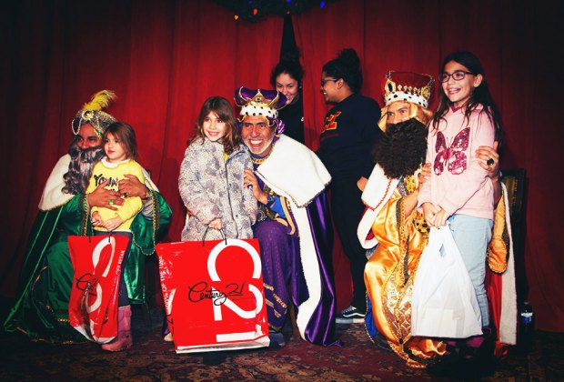 Come celebrate Three Kings Day at Teatro SEA. Photo courtesy of the theater