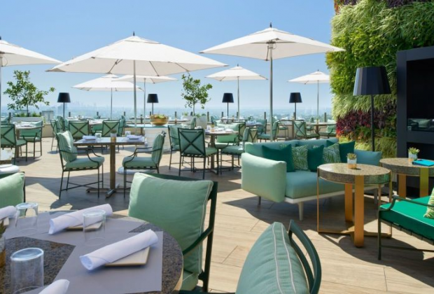 Best Mother's Day Brunches in Los Angeles: Rooftop by JG