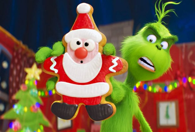 Make it a family movie day and see The Grinch. Photo courtesy of Universal Pictures