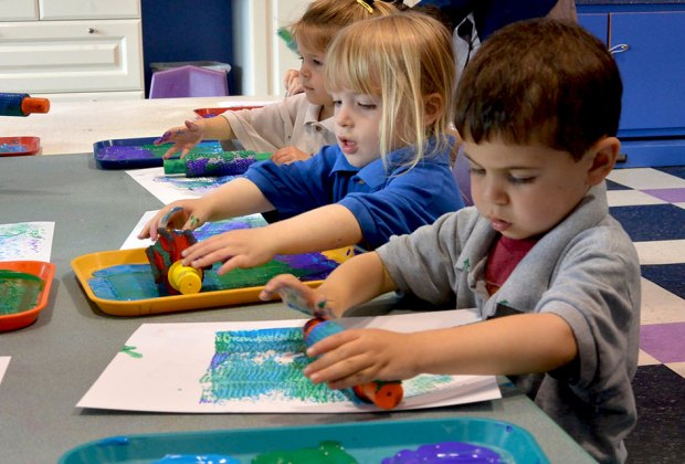 Kids Pottery Classes Long Island