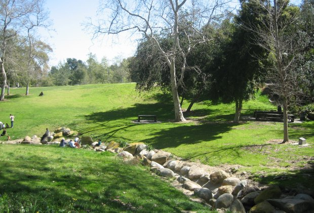 The Best Parks in LA Where Kids Can Run and Play: The Old Zoo