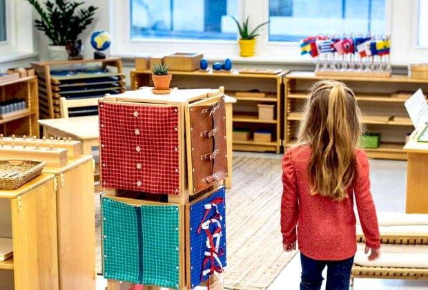 The School House brings new teaching methods to kids on Long Island.